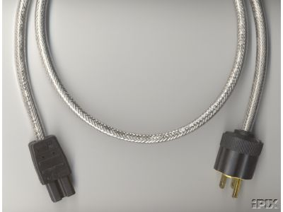 Picture of powercord with US-plug