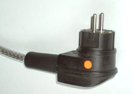 Picture of angle-mains-plug (option)