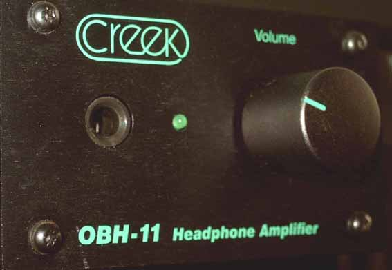 Picture of Headphone-Amplifier Creek OBH-11