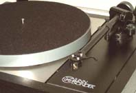 Picture of turntable Linn Sondek LP12