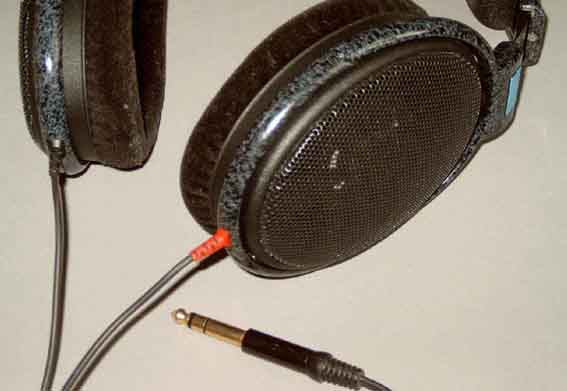 Picture of Headphones Sennheiser HD 600